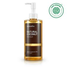 AROMATICA Natural Coconut Cleansing Oil  300ml Organic Coconut oil nourishes