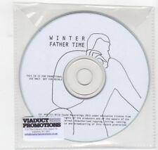 (HV322) Winter, Father Time - 2015 DJ CD