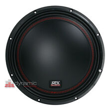 "MTX Audio 5512-22 Car Stereo 12"" 55 Series Dual 2 Ohm Subwoofer 800 Watts New"