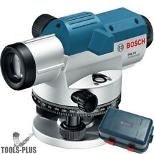 Bosch GOL24 Automatic Optical Level w/24x Magnification Power Lens New