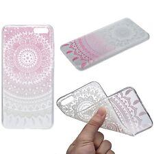 Xiaomi Mi 5s Plus Hülle Case Handy Cover Schutz Tasche Schutzhülle Henna Weiß