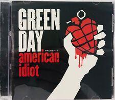 Green Day American Idiot CD Canadian Import Rare Boulevard Of Broken Dreams