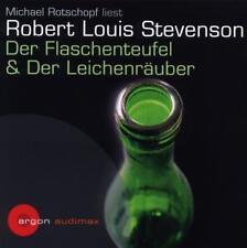 Der Flaschenteufel +  Der Leichenräuber  von Robert Louis Stevenson (2008)