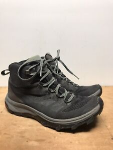 Salomon Outline Womens 8 Grey Hiking Boots