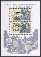 Duitsland Bund postfris 1994 MNH block 28 - Carl Hagenbeck