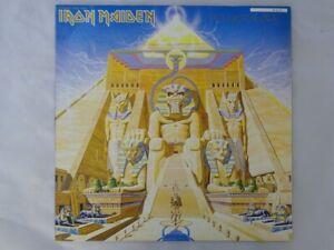 Iron Maiden Powerslave EMI EMS-91091 Japan  VINYL LP