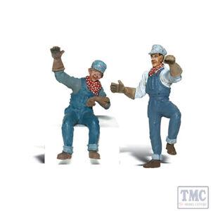 A2540 Woodland Scenics G Earl And Eddie Engineer