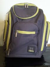Bb Gear Diaper bag Backpack. Used A Short Time. Baby Wipes An Changing Pad.