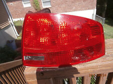 2005 - 2008 AUDI A4 S4 SEDAN COMPLETE FACTORY RIGHT TAIL LIGHT USED