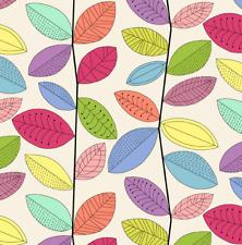 BIJOUX F8 BUNDLE Rainbow Shades Makower Quilting Craft Cotton Blender Fabric