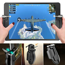 PUBG Mobile Tablet Gamepad Gaming Trigger Shooter Controller for iphone 8 X ipad