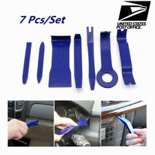 7x Car Body Door Dash Radio Panel Trim Pry Removal Installer Tool Kit Universal#