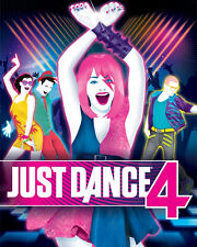 Just Dance 4 Sony PlayStation 3 Ps3 Move Game Complete Postage