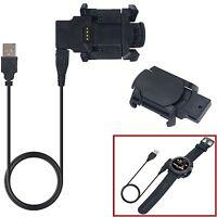 USB Data & Charger Station Dock For Garmin fenix 3 HR fenix 3 quatix3 GPS Watch
