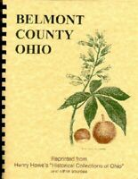 OH Belmont County Ohio history RP Howe & Other Sources~Bellaire~St Clairsville