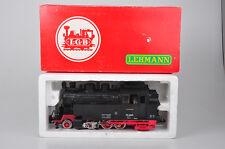 LGB 2080 Dampflok BR 99 6001 DR Spur G Rauchentwickler Originalverpackung