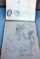 Sketchbook art inspiration Anatomical sketches People Positions Unusual Ideas