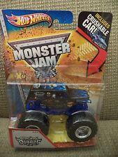 HOT WHEELS MONSTER JAM 1/64 SON UVA DIGGER CRUSHABLE CAR 2012 *NEW*