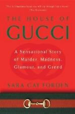The House of Gucci: A Sensational Story of Murder, Madness, Glamour, and Greed,