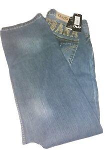 D&G mens jeans. 34 long. New.