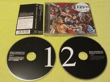 Final Fantasy X-2 Original Soundtrack Japanese 2 CD Album AVCD-17254