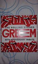 The Rolling Stones / GREEM 50th Anniversary Tribute CD Single Promo 2tracks