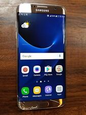 Samsung Galaxy S7 Edge SM-G935A (Unlocked) 32GB Gold Smartphone - LCD ISSUES
