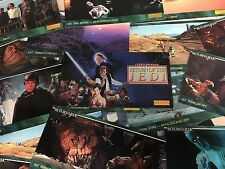 1995 TOPPS ROTJ (Star Wars) Widevision Cards - SINGLES - MINT! You pick 4!