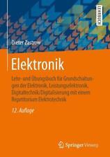 Elektronik von Dieter Zastrow (2014, Taschenbuch)