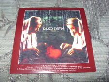 Calico System:   They Live  PROMO  CD   NM
