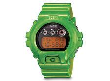 Casio G-Shock Casio DW-6900NB-3 Metallic Lime Green - Limited