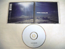 VARIOUS  Wide Angles  CD
