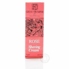 Geo F Trumper Rose Soft Shaving Cream - 75g