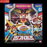 Hello Carbot King Gaiz Kinggaiz Guys Kingguys Transformer Transforming Robot Toy