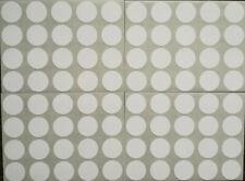 100 Stück Klebeherzen Herzen Folie glänzend 15 mm Aufkleber Herz Klebepunkte NEU