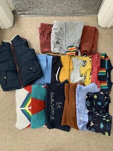 Huge Bundle Of Next Boys Clothes Age 2-3 (18 Items)