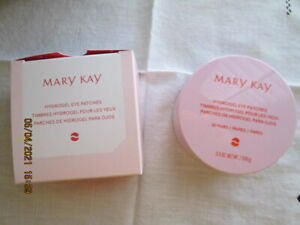 MARY KAY HYDROGEL EYE PATCHES~30 PAIRS~NIB~COOLS, HYDRATES~Mother's Day Gift!