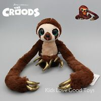 Dream Works The Croods Belt Monkey Plush Toy Stuffed Animal Doll Baby Toy Gift