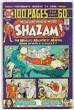 SHAZAM#17 FNVF 1975 DC BRONZE AGE COMICS