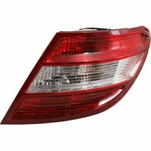 FIT FOR BENZ C250 C300 C350 2008 - 2011 REAR TAIL LAMP (W/O LED) RIGHT PASSENGER