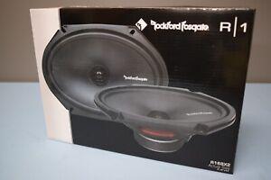 "Rockford Fosgate R168X2 6"" x 8"" 2-Way PRIME Coaxial Car Speakers  (location 30B)"