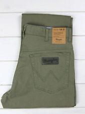 Abbigliamento da uomo verde Wrangler