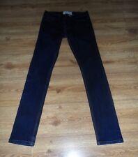 "Brand New Without Tags TOPMAN Blue size 30"" Waist Stretch Skinny Jeans. 32"" Leg"
