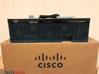 Cisco CISCO3925-VSEC/K9 Voice Security Bundle Router 15.0 OS w/C3900-SPE100/K9