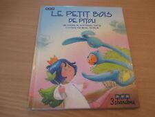 LES 3 CHARDONS -Le petit bois de Pitou - Jean-Pierre Idatte