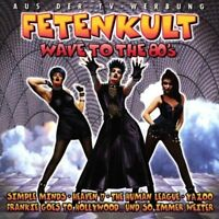 Fetenkult-Wave to the 80's Simple Minds, Heaven 17, Human League, Yazoo.. [2 CD]
