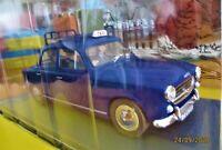 Les Voitures de Tintin 1/24 Hachettte N°37  Le Taxi de Moulinsart dans Les Neuf