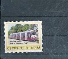 531203/ Österreich PM ** MNH Strassenbahn Wiener Linien