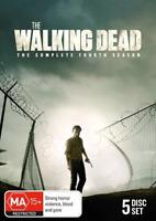 The Walking Dead Season 4 : NEW DVD
