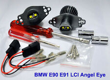 BMW 3 SERIES LCI E90 E91 20W CREE LED ANGEL EYE eyes for factory Halogen fitted